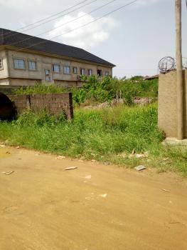 a Full Residential Plot of Land, Medina Estate By Zainab Cresecent, Medina, Gbagada, Lagos, Residential Land for Sale