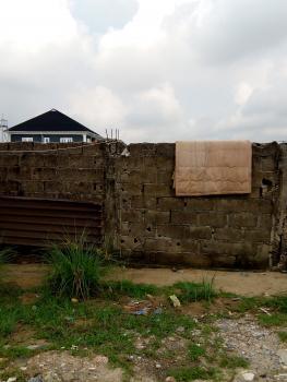 Prime 850m2 Bare and Fenced Land, Edu Lagoon View Estate, Ori-oke, Ogudu, Lagos, Residential Land for Sale