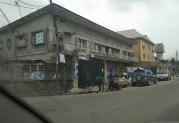 4 Nos. 3 Bedroom Flat, Olonode Street, Off Herbert Macaulay Street, Alagomeji, Yaba, Lagos, Flat for Sale