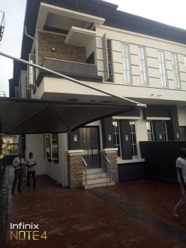Newly Built and  Magnificently Finished 4 Bedroom Semi Detached Duplex, Chevy View Estate, Lekki, Lagos, Semi-detached Duplex for Sale