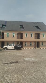 Newly Built 3 Bedroom Terrace Duplex + Bq, Off Providence Street, Lekki Phase 1, Lekki Phase 1, Lekki, Lagos, Terraced Duplex for Rent