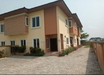 Well Maintained 5 Bedroom Semi Detached House, Royal Gardens, Ajah, Lagos, Semi-detached Duplex for Rent