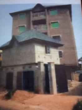 4 Storey Building of 10 Flats, Off Agbani Road, Amichi, Awkunanaw, Enugu, Enugu, Block of Flats for Sale