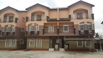 an Exquisite 4 Bedroom Terrace Duplex + 1 Room Bq, Mende Villa Estate, Phase 3, Mende, Maryland, Lagos, Terraced Duplex for Rent