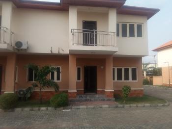 a Terrace 4 Bedroom Semi Detached Duplex Plus Bq,  Well Finished, Peace Estate, Off Bode Thomas, Bode Thomas, Surulere, Lagos, Terraced Duplex for Rent