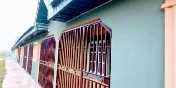 Brand New 3 Nos 3 Bedroom Flat, Estate 13, Very Close to Rccg Auditorium, Mowe Ofada, Ogun, Flat for Sale