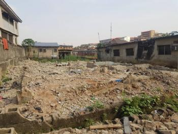 (pg036) Empty Land of Half Plot, By County Hospital, Omole Road, Ogba, Ikeja, Lagos, Residential Land for Sale
