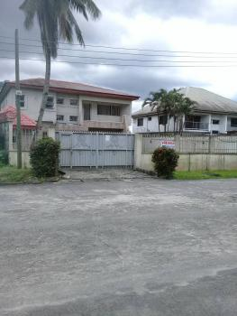 Luxury Four (4) Bedroom Detached Duplex with Two (2) Rooms Bq, Along Opobo Crescent, Gra Phase 1, Port Harcourt, Rivers, Detached Duplex for Sale