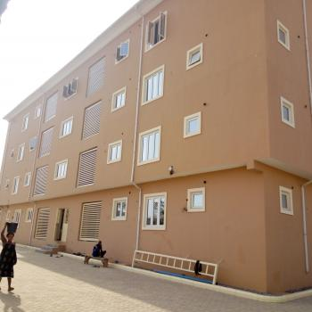 a Brand New,well Finished and Serviced 3 Bedroom Apartment, By Naval Quarters, Jahi, Abuja, Flat for Rent