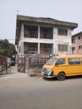 a Block of 6 No Flats with 2 Nos Mini Flat, Off Kirikiri Road, Olodi, Apapa, Lagos, Block of Flats for Sale