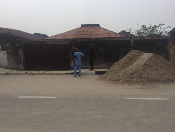 a Plot of Land with an Uncompleted Bungalow on a Well Paved Road, Ologolo, Lekki, Lagos, Residential Land for Sale