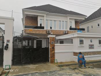 Exquisitely Finished Luxury 4 Bedroom  Standalone Duplex with 2 Room Bq & Guard House, Off Lekki Conservation Center, Lafiaji, Lekki, Lagos, Detached Duplex for Sale