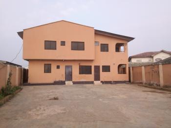 Block of 4 No. Flats, Alakuko, Dalemo, Agbado, Ifo, Ogun, Block of Flats for Sale