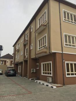Beautiful 4 Bedroom Terrace Duplex, Lekki Phase 1, Lekki, Lagos, Semi-detached Duplex for Rent