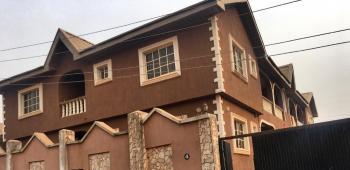 Block of 4 Flats of 3 Bedroom Each, Ekerin Area, Ologuneru, Off Eleyele, Ibadan, Oyo, Block of Flats for Sale