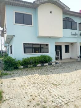One Wing of 5 Bedroom Duplex  (office Use Only), Lekki Phase 1, Lekki, Lagos, Semi-detached Duplex for Rent