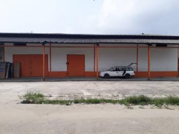 500 Sqm Warehouse Space and 81 Sqm Office Space Available for Long Term Lease, Mosheshe Industrial Estate, 37, Enerhen Road, Effurun, Uvwie, Delta, Warehouse for Rent