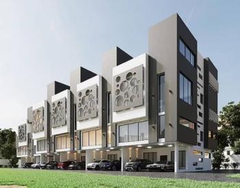 C/o, Guzape District, Abuja, Terraced Bungalow for Sale