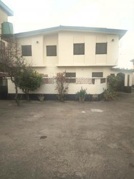 2 Winged Duplex of 5 Bedroom  Each, Metropolitan College Road, Ire Akari, Isolo, Lagos, Detached Duplex for Sale