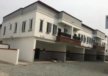 Luxury 4 Bedroom Terrace Duplex, Lafiaji, Lekki, Lagos, Terraced Duplex for Sale