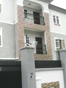 Luxury 3 Bedroom Flat with Remote Gate in a Crescent, Off Iju Road, Fagba, Agege, Lagos, Flat for Rent