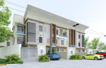 4 Bedroom Carcass Duplex, Gbagada Phase 2, Gbagada, Lagos, Terraced Duplex for Sale
