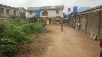 a Fenced and Gated Plot of Land with 2 No 2 Bedroom Flat, Adebayo Street, Ejigbo, Lagos, Residential Land for Sale