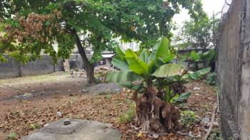 Prime Land  with Bungalow for Sale, Okota, Isolo, Lagos, Residential Land for Sale