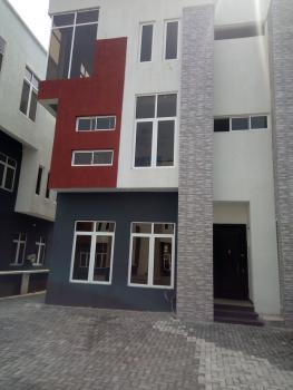 Newly Built 4 Bedroom Semi-detached Duplex + a Room Bq, Vintage Estate, Jakande, Lekki, Lagos, Semi-detached Duplex for Sale