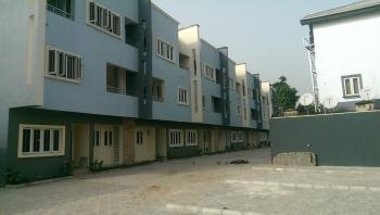 Exclusively Large 4 Bedroom Terrace House, Conservation Way, Lafiaji, Lekki, Lagos, Terraced Duplex for Rent
