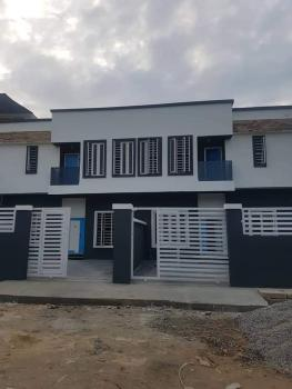 Luxury and Newly Built 2 Units of 4 Bedroom Semi Detached Duplex, Glossy and Well Fitted Kitchen, Ample Parking Space, Etc, Idado, Lekki, Lagos, Semi-detached Duplex for Sale