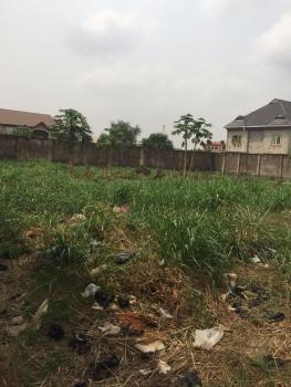 900m2 Land, 15, Odubanjo Street, Off Fadipe Street, Bye Apata Street, Onipanu, Shomolu, Lagos, Mixed-use Land for Sale