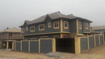 Luxury 3 Bedroom Semi Detached Duplex in an Estate, Magboro, Ogun, Semi-detached Duplex for Sale