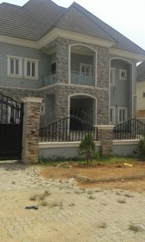 5 Bedroom, 3 Sitting Rooms + 2 Rooms Bq, Karsana, Abuja, Detached Duplex for Sale