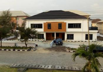 5 Bedroom Semi Detached Duplex with a Maid Room, Ocean Bay Estate, Lafiaji, Lekki, Lagos, Semi-detached Duplex for Sale