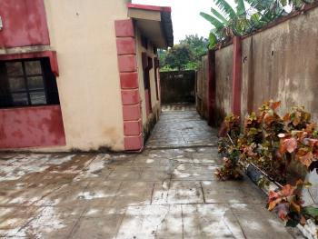 a Block of 4flats with 3bedroom Luxury Bungalow Sitting on Two Plot, Oando Bus Stop, Asese, Ibafo, Ogun, Detached Bungalow for Sale