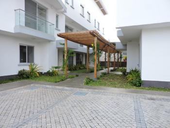 Superbly Finished 4 Units 3 Bedroom Luxury Terrace Apartments, Banana Island, Ikoyi, Lagos, Terraced Duplex for Rent