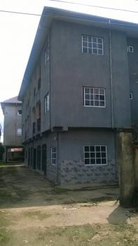 Newly Built 8 Units of 2 Bedroom Flat & 2 Units Room Self Contained in a Large Compound, Rumuocheorlu Road By Timaya Street, Rumuigbo, Port Harcourt, Rivers, House for Sale