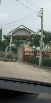 a Detached House of 5 Bedroom Duplex Plus Bq, Well Built  in a Quite Estate, Adeniran Ogunsanya, Surulere, Lagos, Detached Duplex for Sale