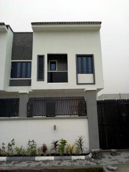 a Serviced Brand New 4 Bedroom Duplex, Chevron Axis, Lekki Phase 2, Lekki, Lagos, Semi-detached Duplex for Sale