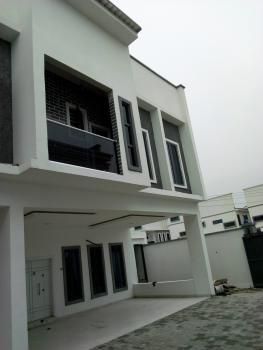 Beautiful 4 Bedroom Duplex, Chevron Environs, Lekki Phase 2, Lekki, Lagos, Terraced Duplex for Sale