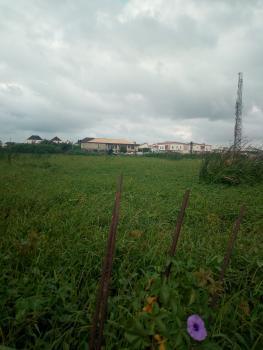 4660sqm Corner Piece Bare Land, Behind Mega Chicken,  Through The Alternative Road That Lead to Mobil Road, Ikota Villa Estate, Lekki, Lagos, Mixed-use Land for Sale