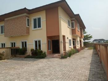 Five(5) Bedroom Semi Detached Duplex with a Room Bq, Ajiwe, Ajah, Lagos, Semi-detached Duplex for Rent