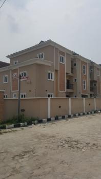 8 Units of 3 Bedroom Flats, Agungi, Lekki, Lagos, Block of Flats for Sale