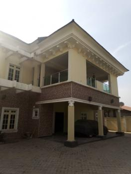 8 Bedrooms Fully Detached Duplex with 4 Rooms  Servant Quarters, Off Michael Okpara Way, Wuse, Abuja, Office Space for Rent