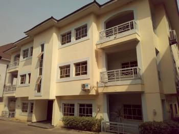 Serviced and Spacious 2 Bedrooms Apartment with  Swimming Pool, Off Ahmadu Bello Way, Area 11, Garki, Abuja, Flat for Rent