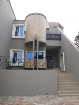 Fully Serviced and Luxury Finished 4 Bedrooms Semi Detached Duplex with Gate House, Off Ibb Boulevard Way, Maitama District, Abuja, Semi-detached Duplex for Rent