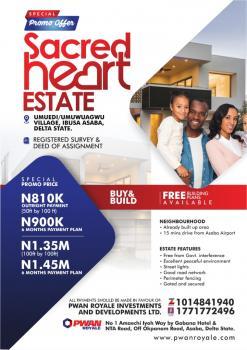 New Hot Deal, Sacred Heart Estate, Oshimili North, Delta, Commercial Land for Sale