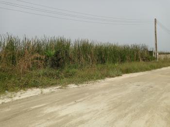 Dry Full Plot, Okoo Ado, Olokonla, Ajah, Lagos, Residential Land for Sale