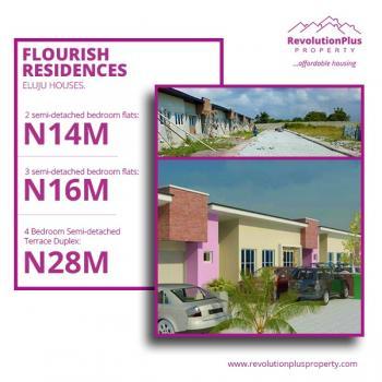 Flourish Residences, Eluju, Ibeju Lekki, Lagos, Semi-detached Bungalow for Sale